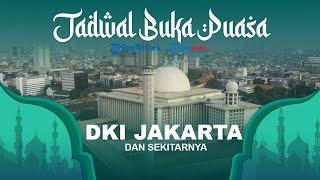Jadwal Buka Puasa Ramadan 2021/1442 H Kemenag untuk Wilayah DKI Jakarta dan Sekitarnya
