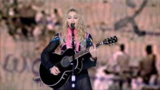 Madonna - Miles Away (live)