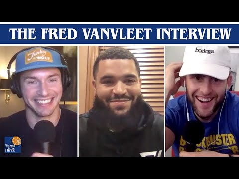Fred VanVleet on His Upcoming Free Agency and Winning an NBA Title | w/ JJ Redick and Tommy Alter