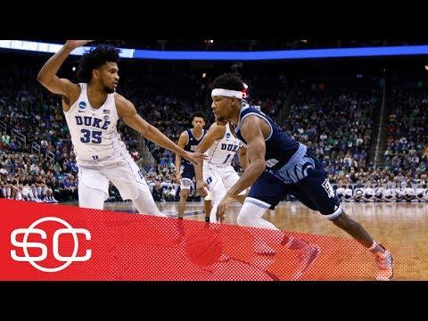Duke's talent level can bring them a national championship | SportsCenter | ESPN