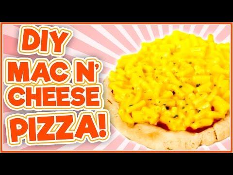 Mac N Cheese PIZZA?!
