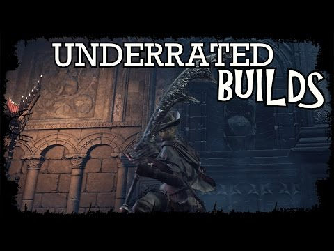 Dark Souls 3 - Powerful UNDERRATED Builds