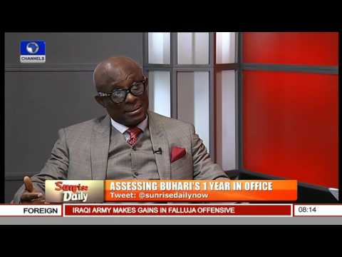 Anti-Corruption: Buhari Has Failed To Keep Promise To Release Details Of Looters -Adeseyoju Pt. 1