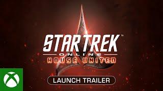 Xbox Star Trek Online   House United Launch Trailer anuncio
