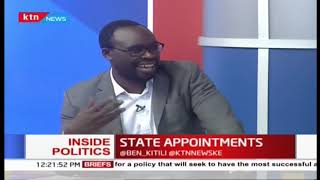 Inside Politics: Mwende Mwinzi's appointment approved