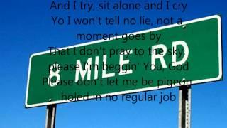 Eminem - 8 Mile Road - Lyrics
