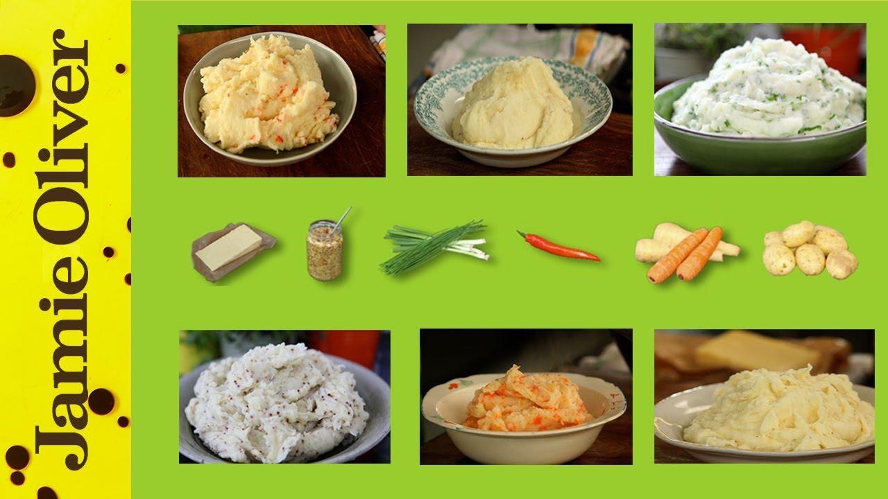 Interactive Mash Potato from Kerryann's Family Cookbook
