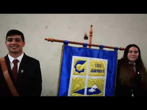 Liceo Juan Pablo II recibió a sus nuevos estudiantes