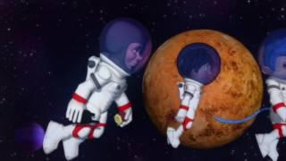 مغامرة دانجو في الفضاء