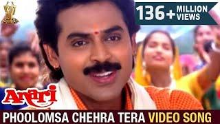 Phoolomsa Chehra Tera Video Song | Anari Songs   - YouTube
