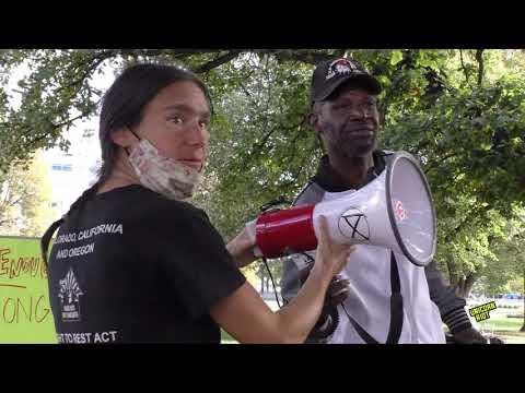 [LIVE] Denver Housing Advocates Launch Vigil at City Hall