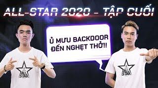"""Siêu Sao Liên Quân 2020   Tập Cuối: """"Lord"""" Khiên lên tiếng với """"đặc sản"""" backdoor?"""