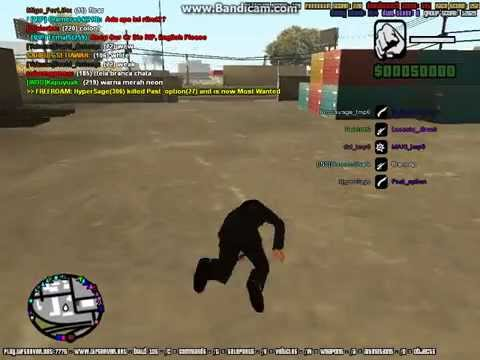GTA SAN Andreas Parkour + Matrix Mod | Download Link - игровое видео