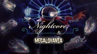 ♫Nightcore♫ - Megalovania ⋆Rock Version⋆ - Lyrics ✓