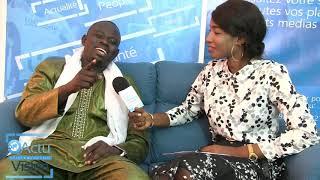 Avant Goût De L'émission Avec Mouhamed Niang Mou Serigne Saliou Sur ACTUVISIONTV