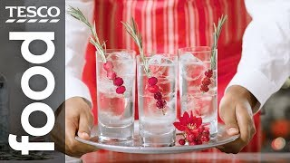 How to make a festive gin and tonic