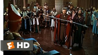 Let My People Go  The Ten Commandments 1/10 Movie CLIP 1956 HD
