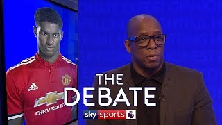 Should Anthony Martial & Marcus Rashford leave Manchester United? | Bellamy & Wright | The Debate