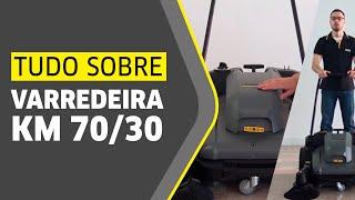 Varredeiras Kärcher [EPISÓDIO 9] - KM 70/30 - Entrega Técnica