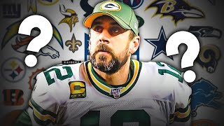 8 NFL Teams That MUST Make a Trade For Aaron Rodgers