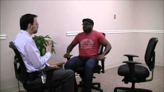 Gestalt Therapy Role-Play - Two-Chair Technique with Angry Part of Self