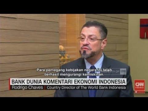Bank Dunia Komentari Ekonomi Indonesia