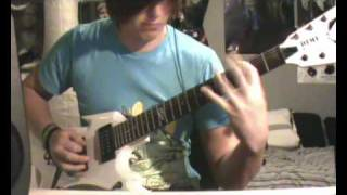 The Word Alive - Casanova Rodeo Guitar Cover