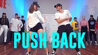 """Ne-Yo ft. Bebe Rexha, Stefflon Don """"PUSH BACK"""" Choreography by Daniel Fekete"""
