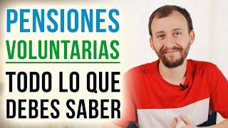 Video: Pensiones Voluntarias - Todo Lo Que Debes Saber