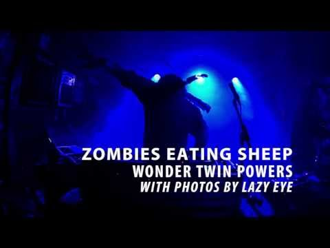 Zombies Eating Sheep  -  Wonder Twin Powers