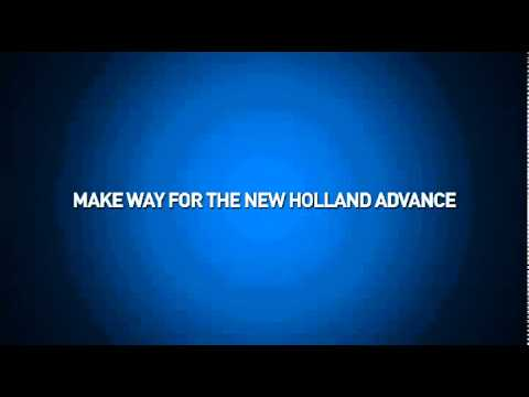 Make way for the New Holland advance T5 -TD5 -T6