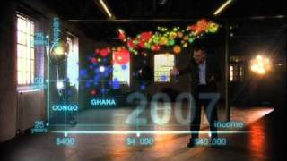 200 Countries, 200 years, in four minutes: Joy of Stats (4/6)