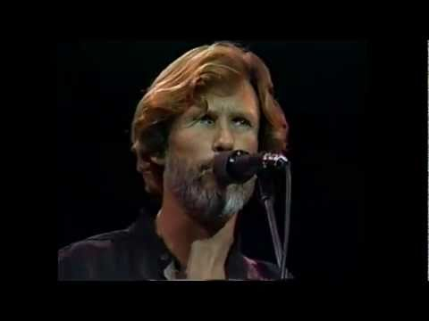Kris Kristofferson — Me and Bobby McGee