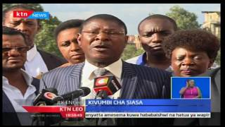 KTN Leo: Raila Odinga atishia kutoshiriki kwa uchaguzi mkuu ujao ikiwa sheria tabadilishwa