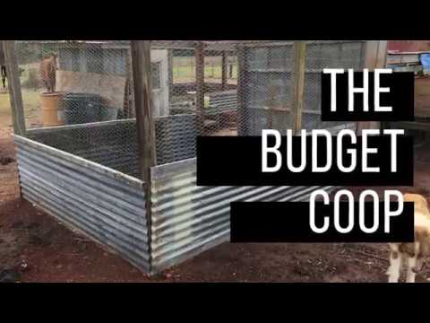 , title : 'Building a budget chicken coop
