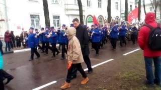 Бессмертный полк-Ярославль 2017