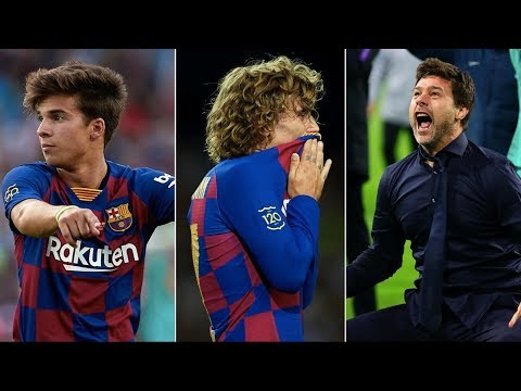 Does Griezmann want to leave? Would Pochettino coach Barcelona? Is Riqui Puig set to leave on loan?