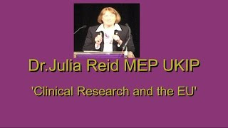 Clinical Research and the EU