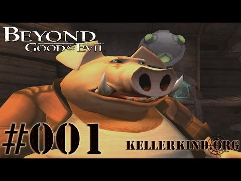 Beyond Good and Evil #001 - Angriff der DomZ ★ Retro-Sonntag ★ We play Retro Classics [HD|60FPS]