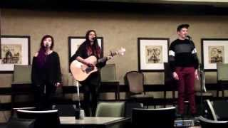 Peacemakers // Original Song performed by Chelsea Lee, Laura Johnson, and Aaron Campbell