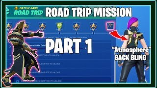 Road Trip Mission, Challenges Guide, Fortnite Season 10 (Stop Signs and Stone Head Locations)