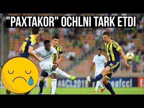 """""""Paxtakor"""" - """"Al Ahli"""" 1:2   """"Paxtakor"""" OCHLni tark etdi (20.05.2019)"""