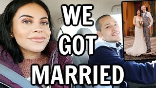 WHY WE GOT MARRIED SO FAST / OUR WEDDING STORY!!!