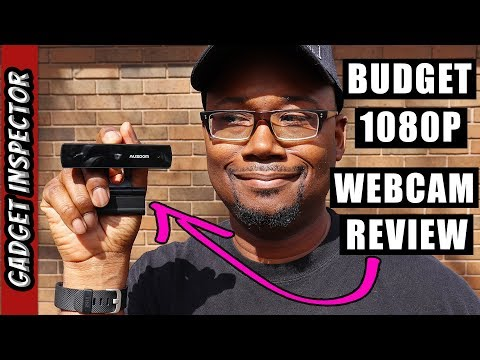 Best Budget Webcam for Streaming and YouTube? | AUSDOM 1080p Webcam Review