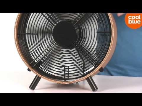Stadler Form Otto vloerventilator productvideo (NL/BE)