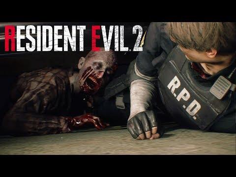 Gameplay démo E3 2018 de Resident Evil 2