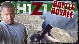 MAV SPEAKS JAPANESE!! - H1Z1 Battle Royale Gameplay