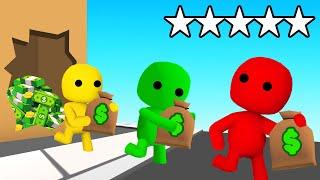Qhov Game No Yog GANG BEASTS + GTA 5 (Wobbly Life)