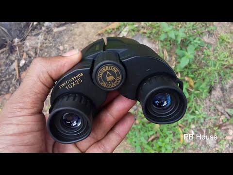 Binocular Review Visionking 10×25