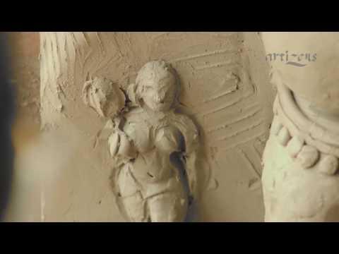 Sculpture Making By  Sandip Londhe.  ARTIZEN- Episode-01 - By Jayesh Apte